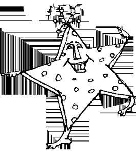 Kk-button star 6